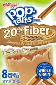 Pop-Tarts-brown sugar
