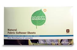 seventh generation laundry sheets