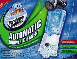 automatic scrubbing bubbles