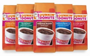 dunkin donuts bagged coffee