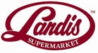 Landis Supermarket logo