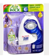air-wick compact air freshener