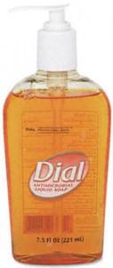 dial soap pump