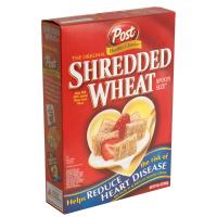 post shredded wheat