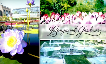 longwood gardens christmas coupons
