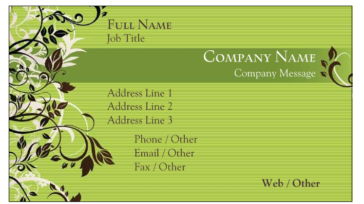 250 FREE Business Cards Mommy Cards Networking Cards and