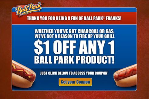 Facebook coupons tab