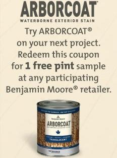 Benjamin moore paint coupons discounts