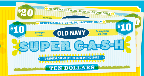Old Navy is a retail store offering hip and eclectic clothing and accessory choices for affordable prices. Old Navy operates both online and offline. The retail store is owned by Gap, so all return policies are extreme comparable to those associated with Gap store and online returns.