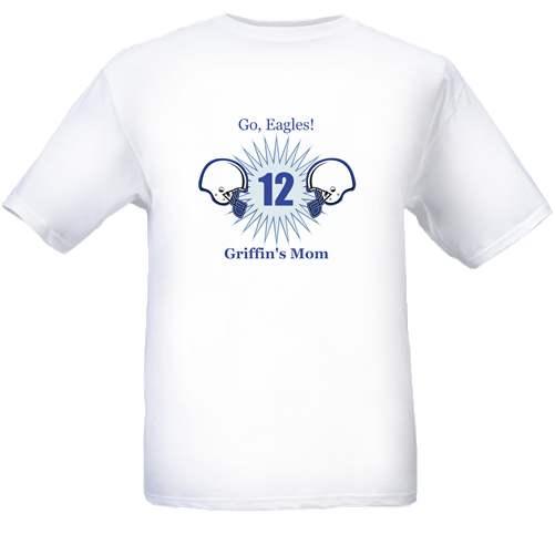 Free custom t shirt pay shipping cha ching on a for Vista print tee shirt