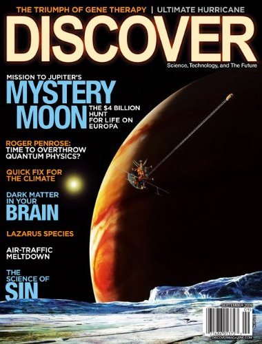 DiscoverMoon Discover Magazine for only $4.99 per Year – Today Only!