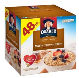 Quaker oats oatmeal coupons 2018