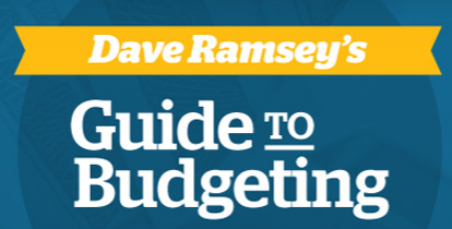 Dave Ramsey Budgeting