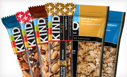 Kind Bars Groupon