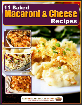 Macaroni and Cheese Recipes eBook