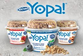 Yopa Greek Yogurt
