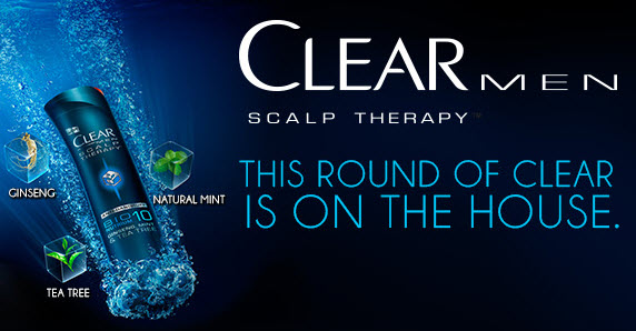 Clear Men Scalp Therapy