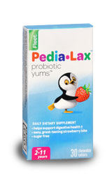 Pedia lax probiotic yums