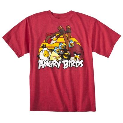 angry birds tee