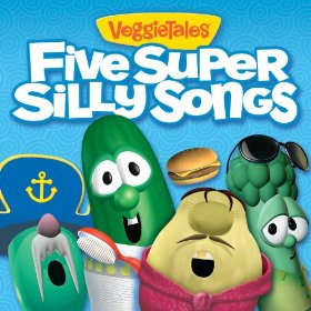 veggie tales silly songs mp3