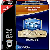 Maxwell House Single Serve Cups