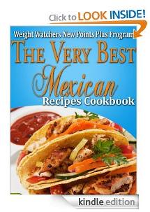 Weight Watchers Mexican Cookbook