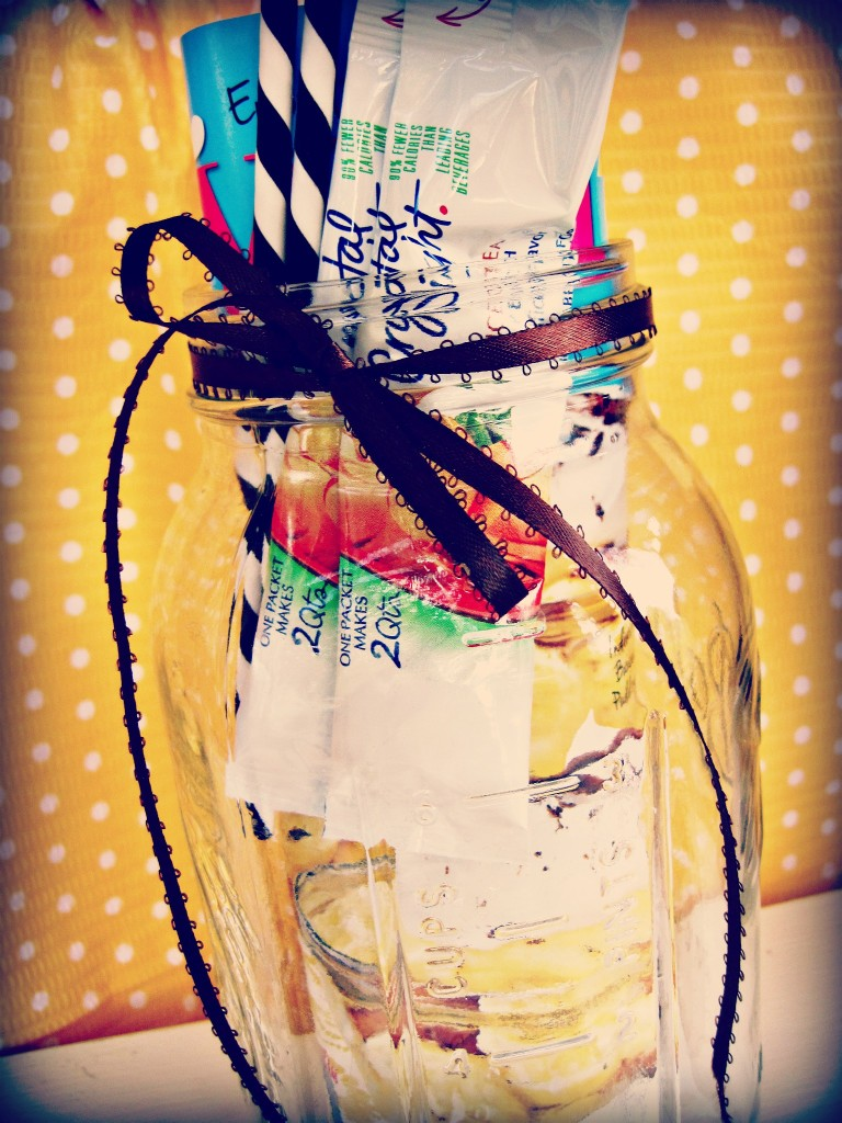 Summer Relaxation Gift In A Jar Idea For Mother S Day Or