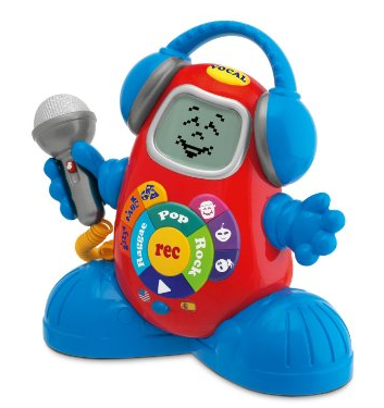 Chicco Talking DJ Toy