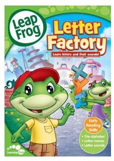 LeapFrog Letter Factory DVD