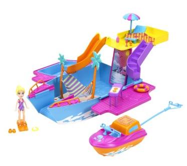 Polly Pocket Yacht