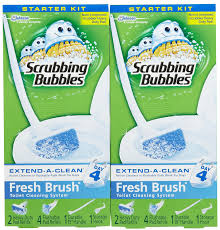 Scrubbing Bubbles Fresh Brush Starter Kit