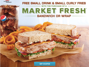 arby's june coupon
