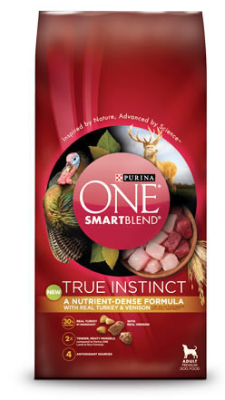 Purina One Smartblend Dog Food Sample