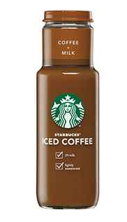 Starbucks Iced Coffee Drinks