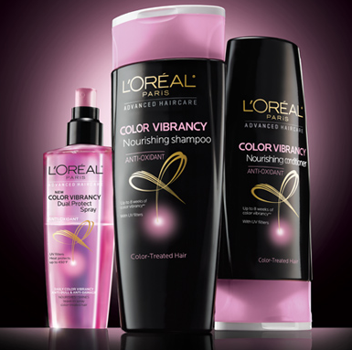 l'oreal color vibrancy