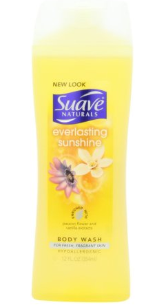 Suave Naturals Shampoo