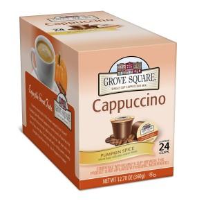 pumpkin spice k-cups