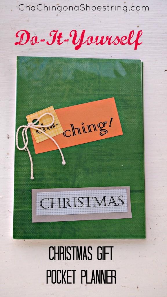 Christmas Pocket Planner