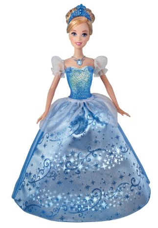 Disney Princess Swirling Doll
