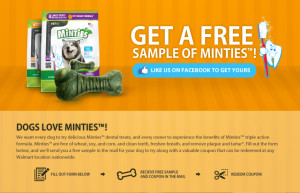 minties sample