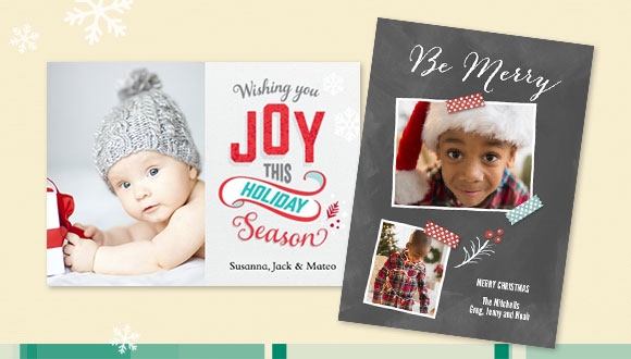 Snapfish Discount Code November 2013: 60% off Christmas Cards