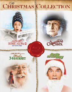 Christmas Collection Blu Ray
