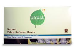 seventh generation laundry sheets