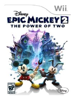 Epic Mickey 2 Video Game
