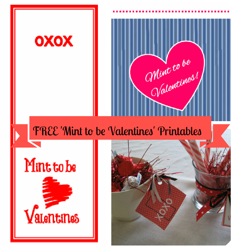 Mint to be Valentines