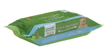 Seventh Generation Amazon Wipes