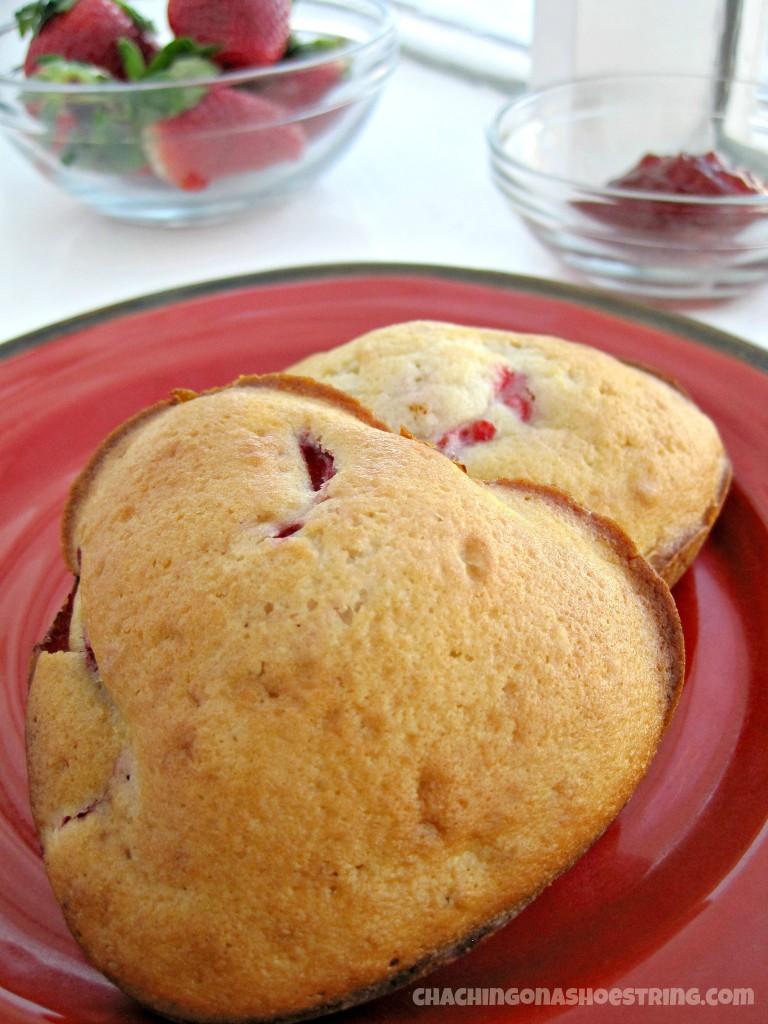 Valentine Muffins 2