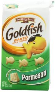 parmesan goldfish