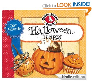 Halloween Recipes eBook