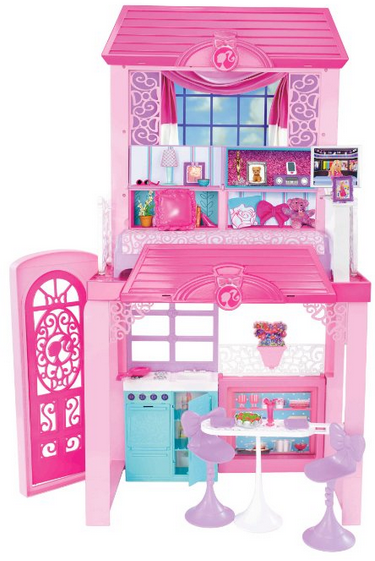 Amazon: Barbie Glam Vacation H...